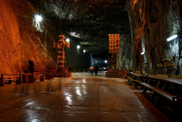 Salt Mine of Praid
